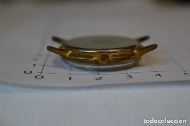 Relojes de pulsera: Vintage RELOJ PULSERA - DUWAR Orly / Made In SWISS / 17 RUBIS - Carga manual, funciona - ¡Mira! - Foto 10 - 256135875