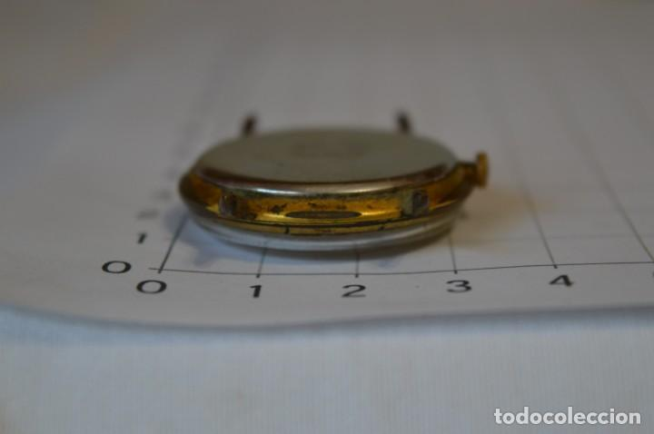 Relojes de pulsera: Vintage RELOJ PULSERA - DUWAR Orly / Made In SWISS / 17 RUBIS - Carga manual, funciona - ¡Mira! - Foto 11 - 256135875