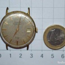 Relojes de pulsera: VINTAGE RELOJ PULSERA - DUWAR ORLY / MADE IN SWISS / 17 RUBIS - CARGA MANUAL, FUNCIONA - ¡MIRA!. Lote 256135875