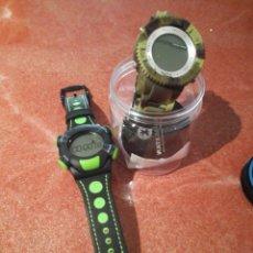 Relojes de pulsera: RELOJES DE PULSERA WATX AND COLORS Y BEN TEN.. Lote 257415925