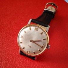 Relojes de pulsera: RELOJ CABALLERO CARGA MANUAL 17 RUBIS HECHO EN SUIZA.. Lote 257525840
