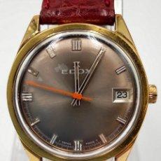 Relojes de pulsera: EDOX. Lote 259912560