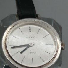 Relojes de pulsera: RELOJ PULSERA CORDELLA INCABLOC PLATA 835MLS CARGA MANUAL. Lote 259931015