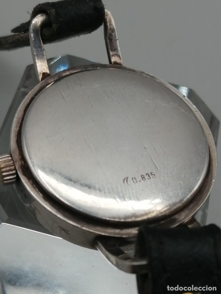 Relojes de pulsera: Reloj pulsera Cordella incabloc plata 835mls carga manual - Foto 4 - 259931015