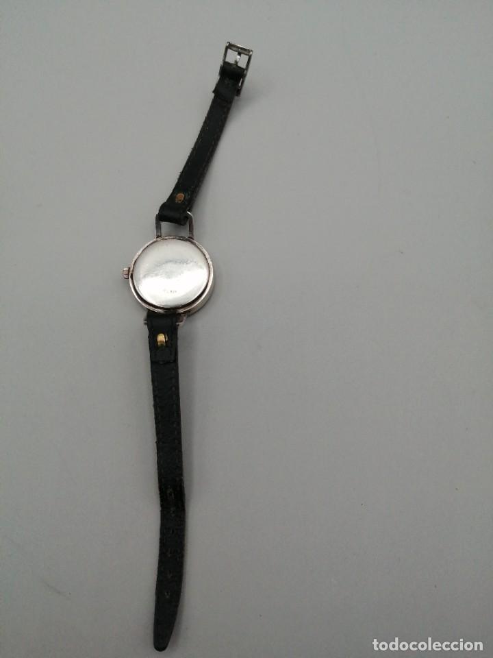 Relojes de pulsera: Reloj pulsera Cordella incabloc plata 835mls carga manual - Foto 6 - 259931015
