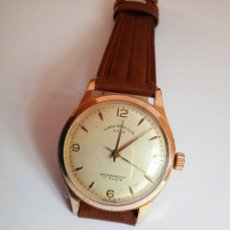 Montres-bracelets: RELOJ EROS NIVADA WATERPROOF 17 RUBIS CARGA MANUAL.. Lote 234561755