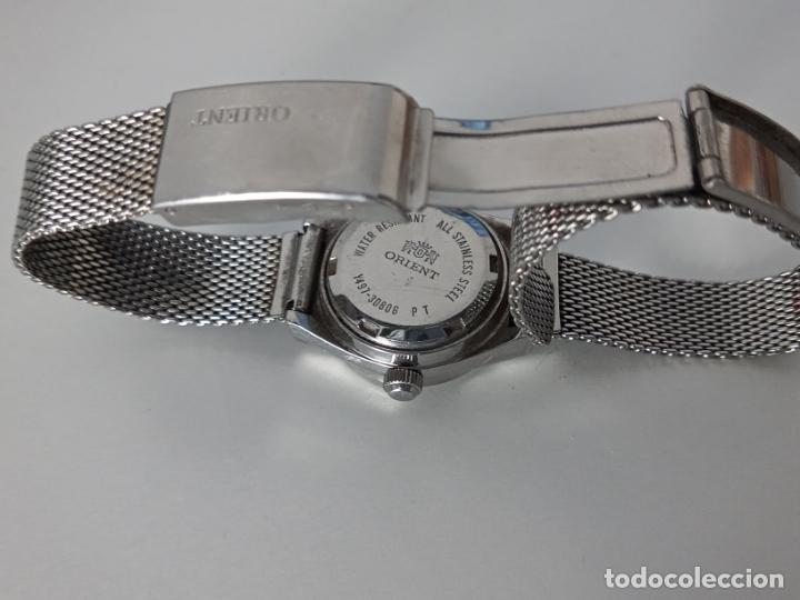 Relojes de pulsera: RELOJ DE PULSERA ORIENT AUTOMATIC PARA MUJER - Foto 4 - 260559475