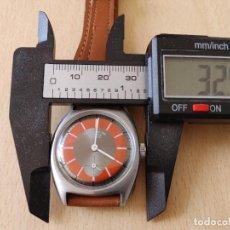 Relógios de pulso: RARO RELOJ DE PULSERA CARGA MANUAL MARCA CRONOMETRO YADIZ NUEVO FUNCIONANDO. Lote 260702205