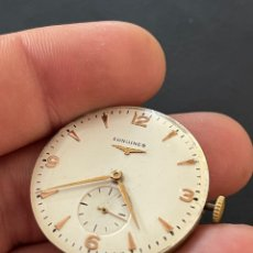 Relógios de pulso: MOVIMIENTO, MAQUINARIA CALIBRE LONGINES 12.68Z CON ESFERA. Lote 260852920