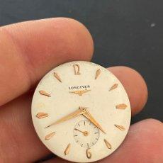 Relógios de pulso: MAQUINARIA, MOVIMIENTO CALIBRE LONGINES 12.68Z CON ESFERA.. Lote 260853285