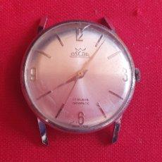 Relógios de pulso: RELOJ OSCAR 17 RUBIS INCABLOC FUNCIONA .MIDE 34.1MM DIAMETRO. Lote 260862000