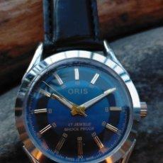 Relógios de pulso: ORIS SUIZO DE CARGA MANUAL - 17 RUBÍS. Lote 261132730