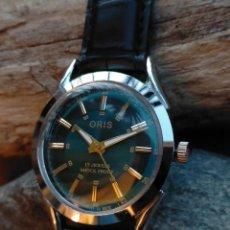 Relógios de pulso: ORIS SUIZO DE CARGA MANUAL - 17 RUBÍS* ENVÍO RÁPIDO. Lote 261133060