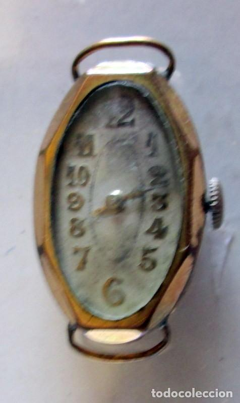 RELOJ DE SEÑORA-25 X 15 MM (Relojes - Pulsera Carga Manual)