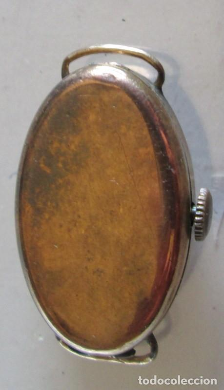 Relojes de pulsera: RELOJ DE SEÑORA-25 X 15 mm - Foto 3 - 261565015
