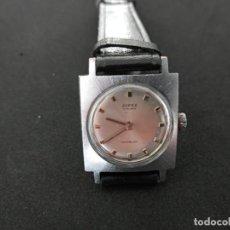 Relojes de pulsera: RELOJ DE PULSERA JUPEX MECANICO SWISS MADE PARA MUJER. Lote 261613365