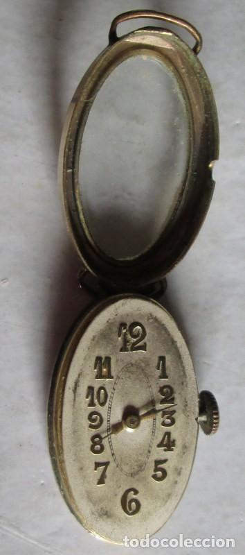 Relojes de pulsera: RELOJ DE SEÑORA-25 X 15 mm - Foto 4 - 261565015