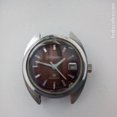 Relojes de pulsera: RELOJ DE PULSERA DOLMARU SWISS MADE AUTOMATIC. Lote 261902210