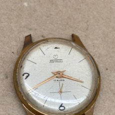 Relojes de pulsera: RELOJ TORMAS CARGA MANUAL PARA PIEZAS. Lote 262202950