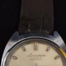 Relojes de pulsera: RELOJ DE CUERDA LORD WELLINGTON. 1.960-1.969.. Lote 262321170