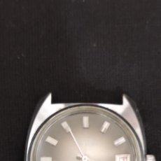 Relojes de pulsera: RELOJ SAEKO SUPER DE LUXE, FUNCIONANDO , DE VARGA MANUAL.. Lote 262333500