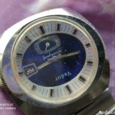 Relojes de pulsera: RELOJ MECANICO MARCA VADUR. Lote 262675935