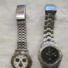 Relojes de pulsera: LOTE DE RELOJES LOTUS PARA PIEZAS O RESTAURAR. Lote 262711195
