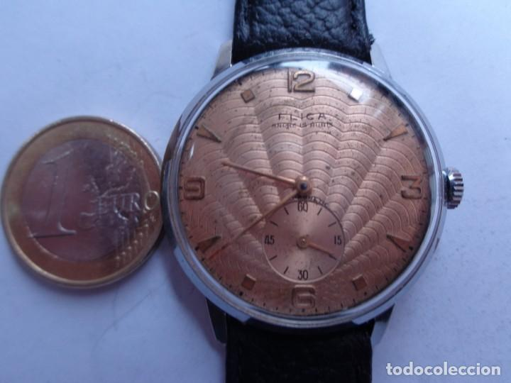 AÑOS 60 RELOJ CABALLERO CUERDA FLICA BUEN ESTADO COMPLETO Y FUNCIONANDO PERFECTO (Relojes - Pulsera Carga Manual)