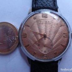 Relojes de pulsera: AÑOS 60 RELOJ CABALLERO CUERDA FLICA BUEN ESTADO COMPLETO Y FUNCIONANDO PERFECTO. Lote 262772130