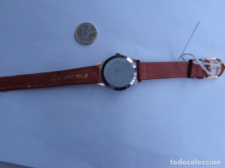 Relojes de pulsera: AÑOS 60 RELOJ CABALLERO CUERDA KARLY BUEN ESTADO COMPLETO Y FUNCIONANDO PERFECTO - Foto 3 - 262772605