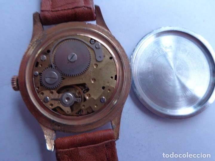 Relojes de pulsera: AÑOS 60 RELOJ CABALLERO CUERDA KARLY BUEN ESTADO COMPLETO Y FUNCIONANDO PERFECTO - Foto 5 - 262772605