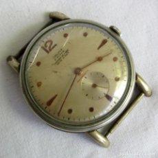 Relojes de pulsera: RELOJ DE PULSERA CAUNY PRIMA LA CHAUX DE FONDS, FUNCIONANDO. Lote 262910745