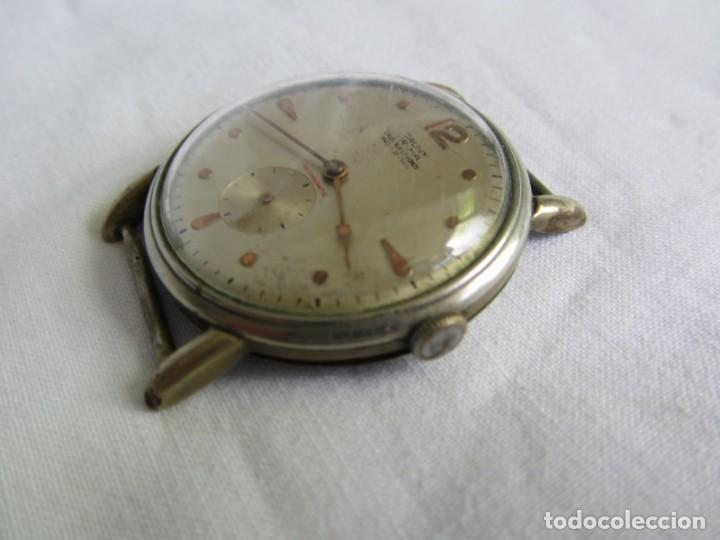 Relojes de pulsera: Reloj de pulsera Cauny Prima La Chaux de Fonds, funcionando - Foto 4 - 262910745