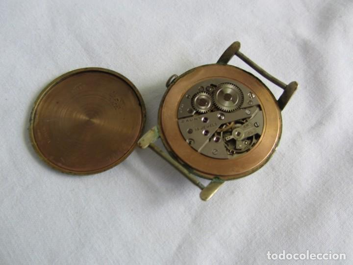 Relojes de pulsera: Reloj de pulsera Cauny Prima La Chaux de Fonds, funcionando - Foto 8 - 262910745