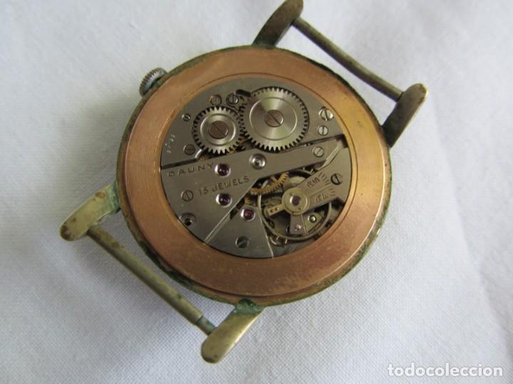 Relojes de pulsera: Reloj de pulsera Cauny Prima La Chaux de Fonds, funcionando - Foto 9 - 262910745