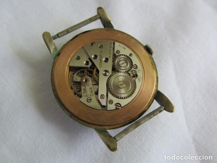 Relojes de pulsera: Reloj de pulsera Cauny Prima La Chaux de Fonds, funcionando - Foto 10 - 262910745