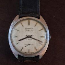 Relojes de pulsera: RELOJ DUWARD DIPLOMÁTIC 17 RUBIS. Lote 263073230