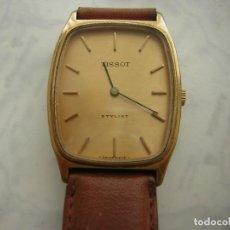Relojes de pulsera: RELOJ DE CABALLERO TISSOT STYLIST. Lote 263085145