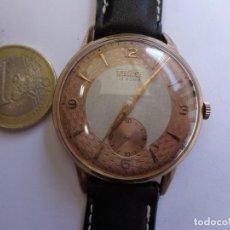 Orologi da polso: AÑOS 50 BONITO RELOJ CABALLERO A CUERDA SAVAR FUNCIONANDO PERFECTO BUEN ESTADO. Lote 263123775