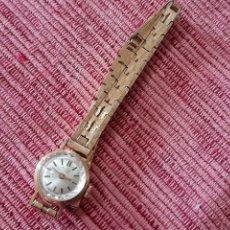 Relojes de pulsera: RELOJ EN ORO 18 K. Lote 263603435