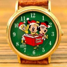 Relojes de pulsera: LORUS QUARTZ DISNEY. Lote 263715535