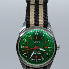Relojes de pulsera: RELOJ ORIS MECÁNICO 17 JEWELS. Lote 263871155