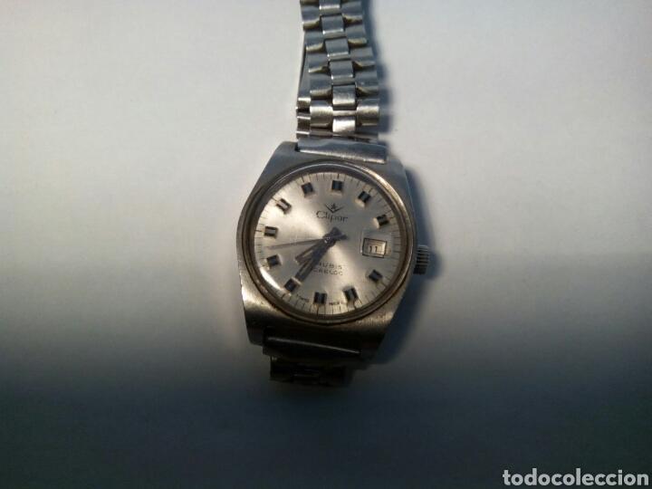 BONITO RELOJ MARCA CLIPER DE MUJER. (Relojes - Pulsera Carga Manual)