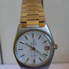 Relojes de pulsera: RELOJ TOTALMENTE NUEVO CAUNY PRIMA. Lote 264270776