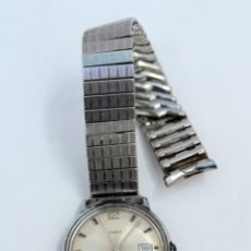 Relojes de pulsera: TIMEX WATERPROOF- RELOJ DE PULSERA MADE GREAT BRITAIN.. Lote 264320632