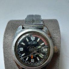 Relojes de pulsera: RELOJ NESVIER MECÁNICO FUNCIONANDO REVISADO. Lote 264810739