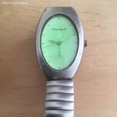 Relojes de pulsera: RELOJ DE SEÑORA TIME CHAIN. Lote 265387414