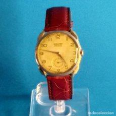 Relojes de pulsera: RELOJ CAUNY PRIMA 15 RUBIS AÑOS 60 EN MUY BUEN ESTADO. Lote 265423814