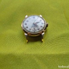Relojes de pulsera: ANTIGUO RELOJ DE CUERDA VOGA DE LUXE, 15 JEWELS, SWISS. Lote 265653249