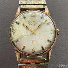 Relojes de pulsera: DOGMA 17 JEWELS 33MM FUNCIONA. Lote 265840564